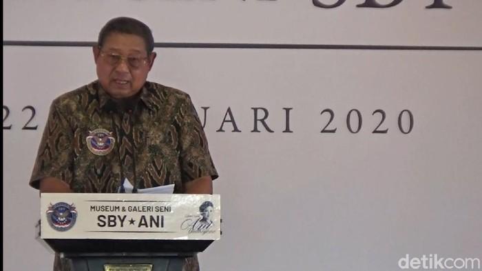 Museum dan Galeri Seni SBY*ANI akan dibangun di Pacitan. Peletakan batu pertama (groundbreaking) dilaksanakan hari ini.