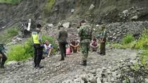 2 Penambang Galian C Tewas Tertimpa Tebing Longsor di Magelang