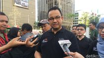 Anies soal Corona: Mohon Kami Didukung Terus, Perjalanan Ini Masih Panjang