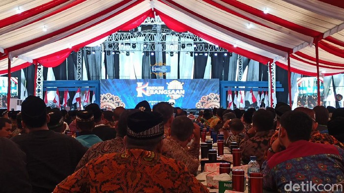 Kenduri Kebangsaan di Aceh.