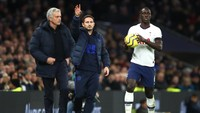 Chelsea Vs Tottenham: Mourinho Buru Kemenangan Kedua atas Lampard