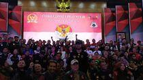 86 Klub Motor Ikut Sosialisasi 4 Pilar di MPR RI