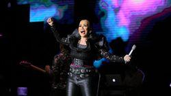 Disaksikan Aaliyah Massaid, Reza Artamevia Pimpin Karaoke Berharap Tak Berpisah