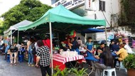 Sarapan Murah Meriah di Bukit Bintang, ke Sini Saja
