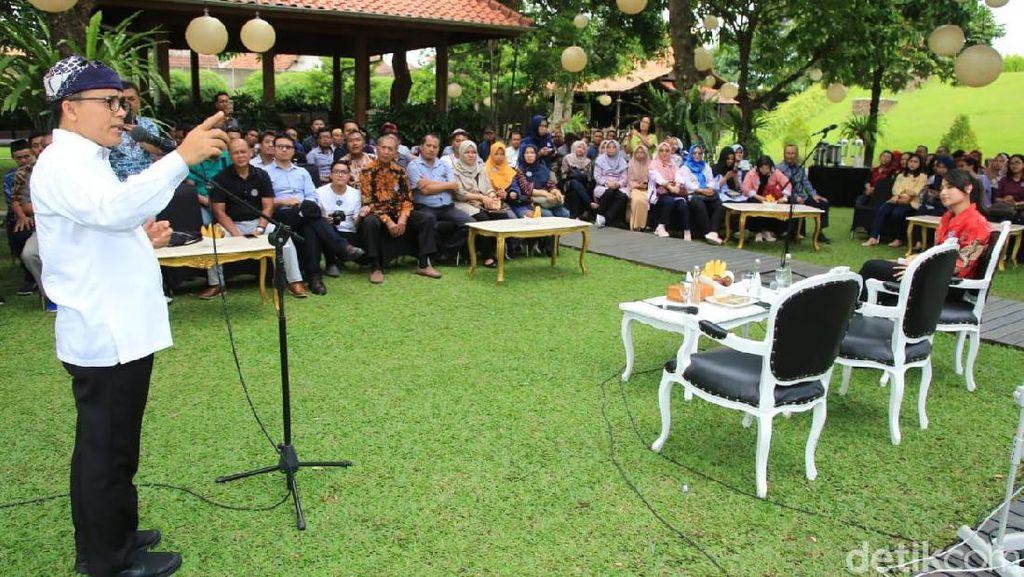 Saat Rektor Termuda di Indonesia Serap Semangat Inovasi Banyuwangi