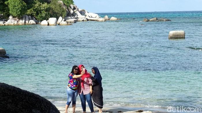 Pantai Trikora di Bintan