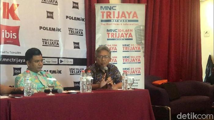 anggota DPRD DKI Fraksi PKS, Dani Anwar