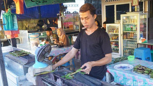 Jajan Sore di Tanjungpinang, Wajib Coba Otak-otak Lezat