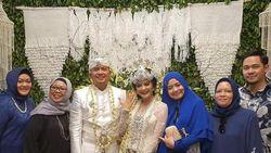 Menikah dengan Arsyad Rahman, Tiwi eks T2 Kenal dari Teman