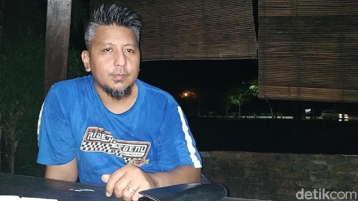 Ketua DPD Partai Demokrat Jawa Timur Renville Antonio