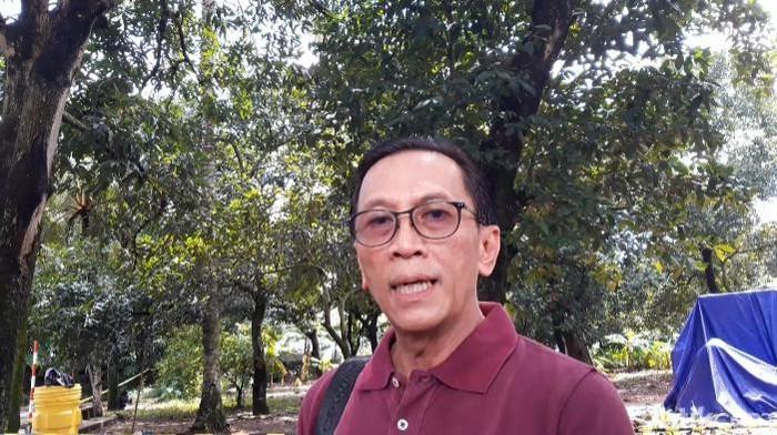 Kepala Biro Humas dan Kerjasama Badan Tenaga Nuklir Nasional (Batan) Heru Umbara