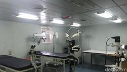 KRI Dr Soeharso disiapkan sebagai salah satu opsi pemulangan 74 WNI ABK Diamond Princess. Kapal pesiar mewah itu dikarantina di Jepang terkait virus corona.
