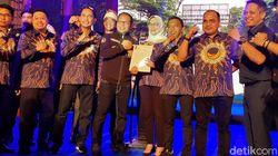 DPW NasDem Serahkan Rekomendasi Danny Pomanto di Musyawarah Rakyat Makassar