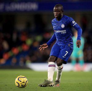 Chelsea Kehilangan Kante Tiga Pekan