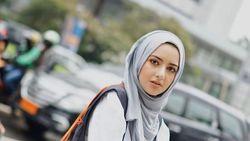 Cara Selebgram AS Summer Albarcha Mengekpresikan Diri dalam Berhijab