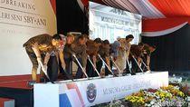 Groundbreaking Museum di Pacitan, SBY: Bukti Cinta untuk Ibu Ani