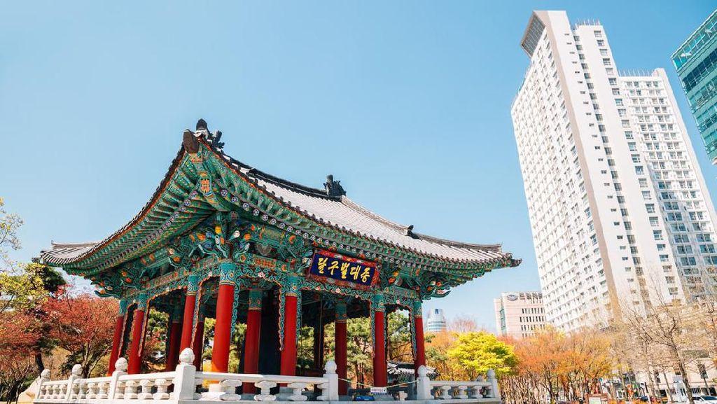 Mengenal Daegu, Kota Industri dan Wisata yang Terserang Corona