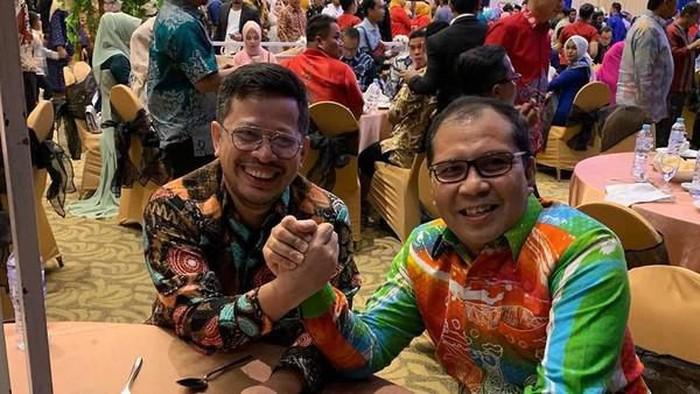 Muh. Ramdhan Pomanto (Danny Pomanto)-Irman Yasin Limpo (None). (Dok Istimewa)