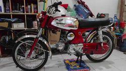 Motor Penantang Gibran-Purnomo Honda S 90 Z Bisa Tembus Rp 20 Juta