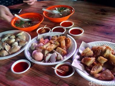 Foto: Wisata Kuliner Malam Asyik di Tanjungpinang