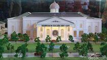 Museum dan Galeri Seni SBY*ANI Bangkitkan Gravitasi dan Resonansi Pacitan