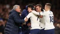 Spurs Finis Empat Besar Akan Jadi Pencapaian Terbaik Mourinho