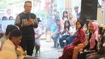 Kelompok Nelayan Makassar Beri Dukungan ke Deng Ical di Pilwalkot