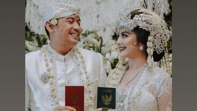 Ashraf Sinclair Meninggal hingga Pernikahan Tiwi eks T2