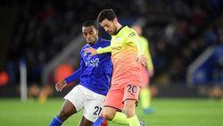 Babak I Leicester Vs Man City Tuntas Tanpa Gol