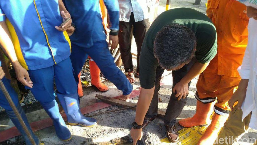 Ketua DPRD DKI: Masih Hujan Lokal Aja Banjir
