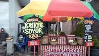 Unik, Pasar Wisata di Banyuwangi Sajikan Makanan Tempo Dulu