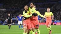 Leicester Vs Man City: Jesus Menangkan City