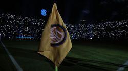 Imbas Virus Corona, Laga Inter Milan Vs Sampdoria Ditunda