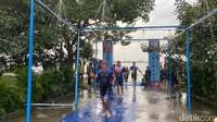 Ratusan Atlet Turun di Event Palembang Triathlon 2020