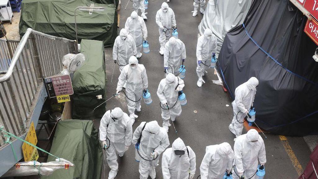 AS dan Korsel Tunda Latihan Militer Gabungan karena Virus Corona