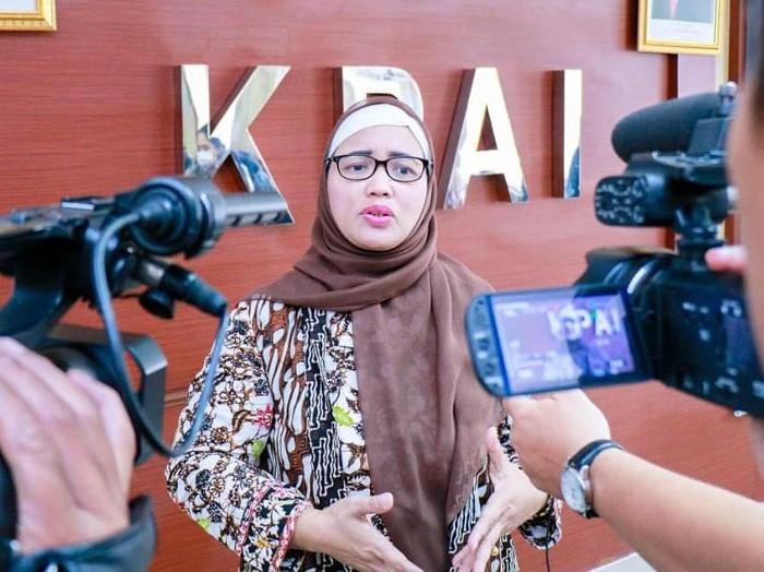 Komisioner KPAI Bidang Pendidikan Retno Listyarti.