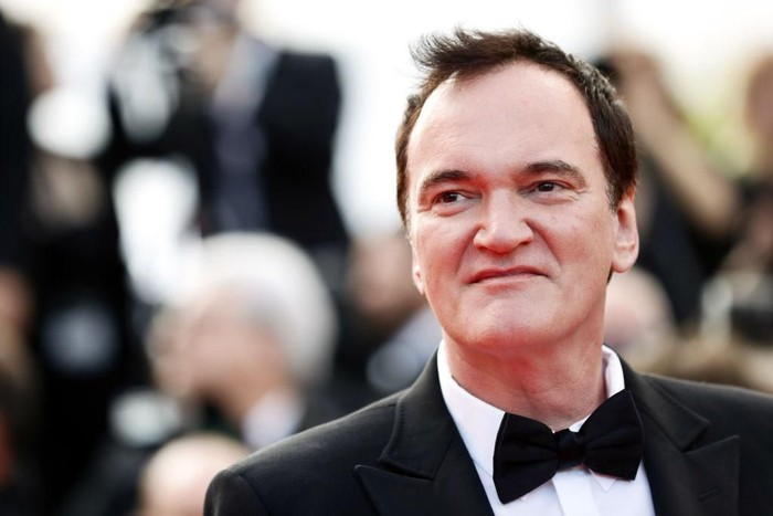CANNES, FRANCE - MAY 25: Quentin Tarantino attends the closing ceremony screening of The Specials during the 72nd annual Cannes Film Festival on May 25, 2019 in Cannes, France. (Photo by Vittorio Zunino Celotto/Getty Images)