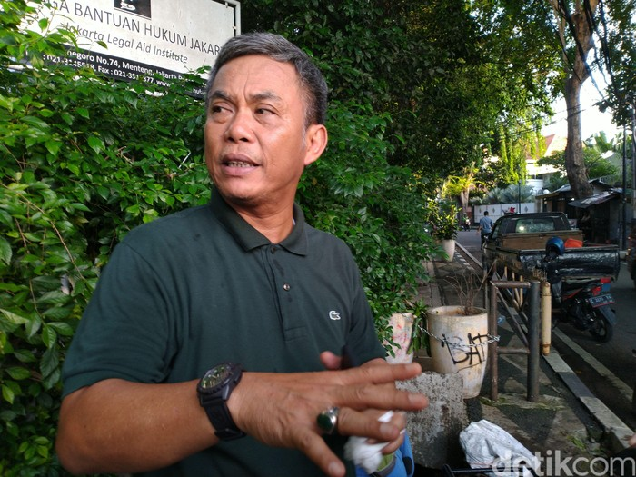 Ketua DPRD DKI Jakarta Prasetio Edi Marsudi (Sachril Agustin Berutu/detikcom)