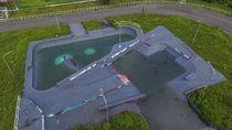 Arena Roller Sport Eks Asian Games 2018 Terbengkalai