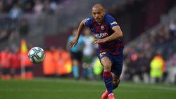 Barcelona vs Eibar: Kilau Braithwaite di Laga Debutnya