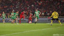 Persija Vs Geylang: Osvaldo Haay Bersinar, Macan Kemayoran Menang 3-1