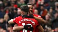 Hasil Man United Vs Watford: Setan Merah Menang 3-0