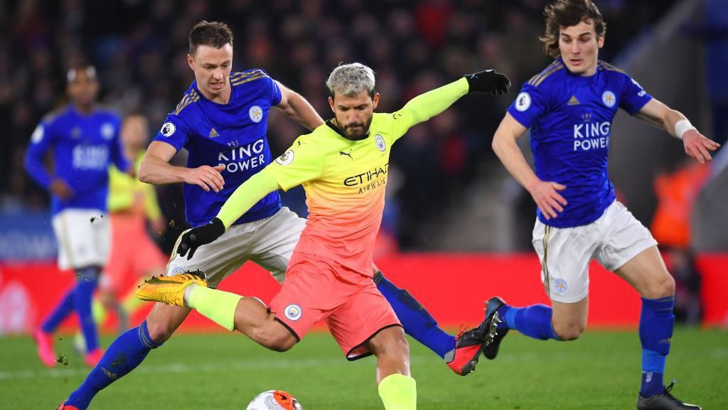 Man City: Leicester Jadi Pemanasan Pas Buat Hadapi Madrid