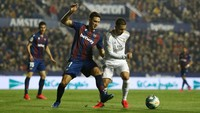 Levante Vs Real Madrid: Los Blancos Kalah 0-1