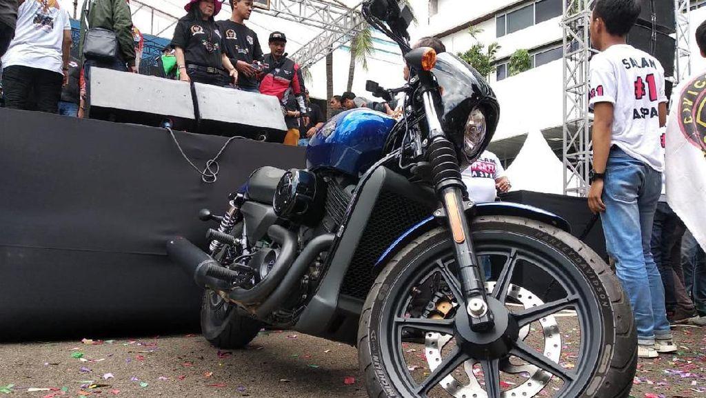 Lomba Cerdas Cermat di MPR, Berhadiah Moge Harley-Davidson