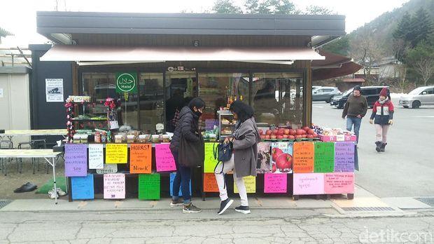 Ini Desa Wisata Jepang, Tapi Rasa Indonesia
