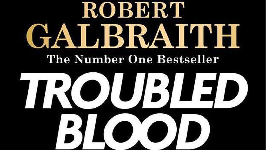 Sampul Novel Ke-5 Seri Cormoran Strike Masih Misteri