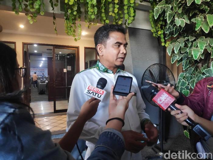 Politikus PKS Indra