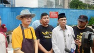 Ngopi Bareng Fraksi PKS DPRD DKI, Nurmansjah: Semoga Voting Jatuh ke Saya