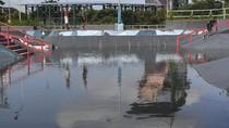 Arena Skateboard Eks Asian Games Jadi Kolam Renang, Ini Kata JSC